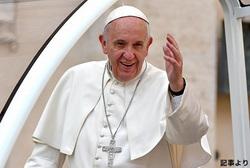 ローマ教皇の俳優デビュー説をバチカンが否定