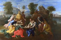 モーセの発見