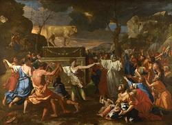 黄金の仔牛の礼拝