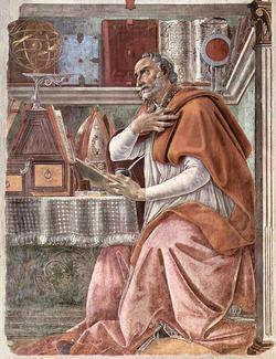 聖アウグスティヌス
