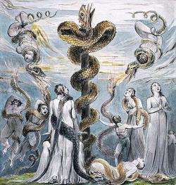 モーセと青銅の蛇
