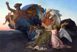 モーセの死