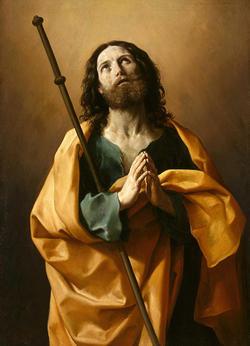 12使徒 大ヤコブと聖ヨハネ