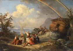 ノアの燔祭(はんさい)