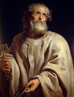 12使徒 聖ペテロ