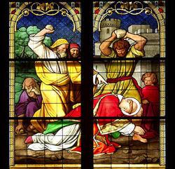 最初の殉教者 聖ステファノ
