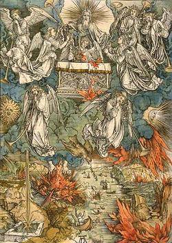 小羊が第七の封印を解いた時〜ラッパを吹く7人の天使