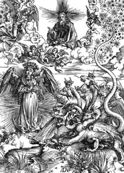 太陽の女と七頭の竜