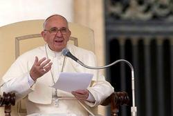 「イエスと同じ食卓に招かれ、癒される」教皇一般謁見