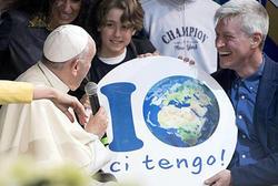 教皇「都市や人間に広がる砂漠を森に変えよう」
