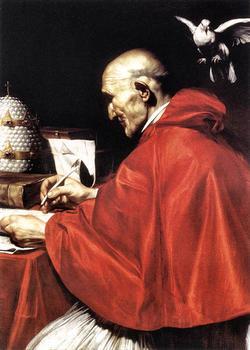 【四大ラテン教父】聖グレゴリウス1世と聖歌