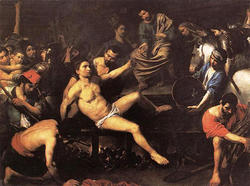聖ラウレンティウスの殉教