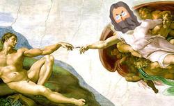 創世記2:アダムの創造「あだ〜〜〜〜〜む」