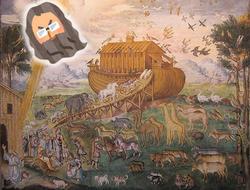 創世記8:ノアの家族会議と方舟の製作マニュアル
