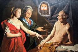 創世記15:アブラムとサライ、ハガルの三角関係