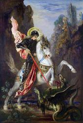 聖ゲオルギオスと竜退治