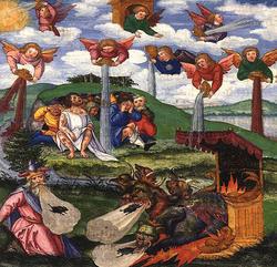七つの鉢〜ハルマゲドンに王たちを召集
