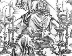 七つの燭台(七つの教会〉に宛てた手紙1