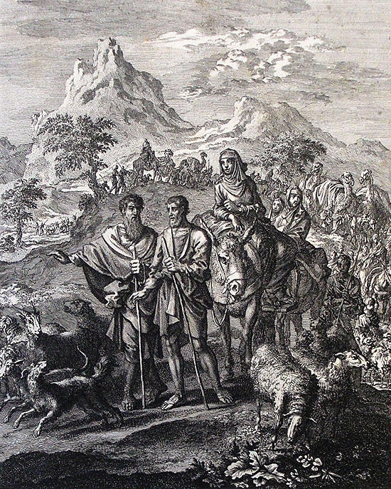 アブラハムとロト