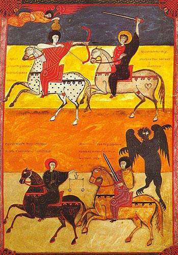 黙示録の四騎士