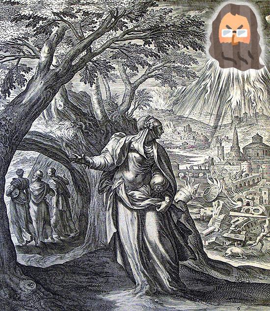 ソドムの破壊