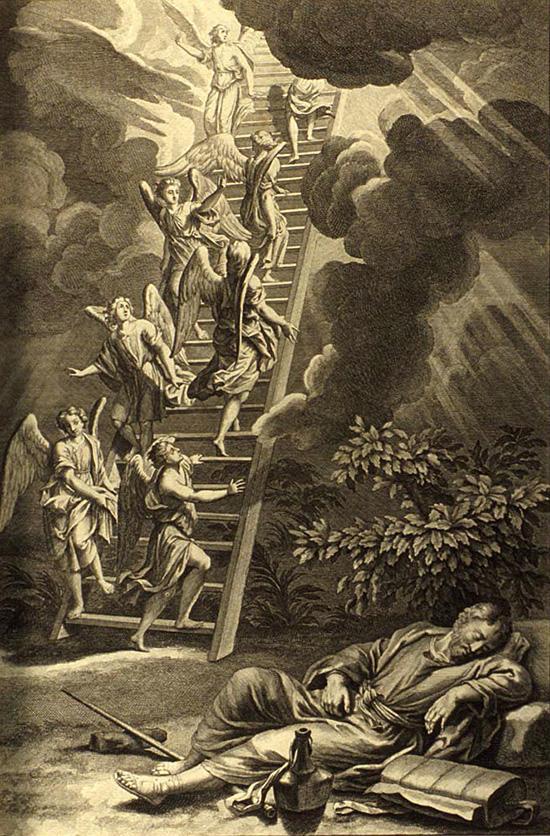 イサクの夢のはしご