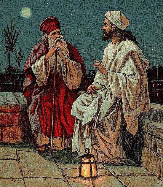 イエスとニコモデ