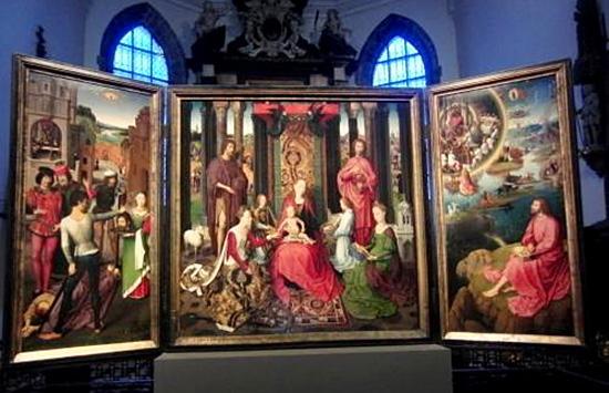 黙示録祭壇画