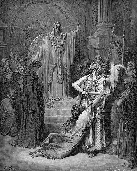 ソロモン王の裁き