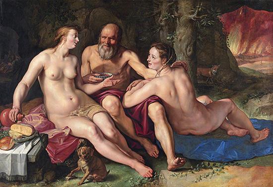 ロトと娘たち