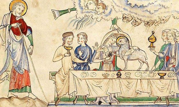 小羊の婚姻