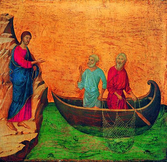 聖ペトロと聖アンデレの召命