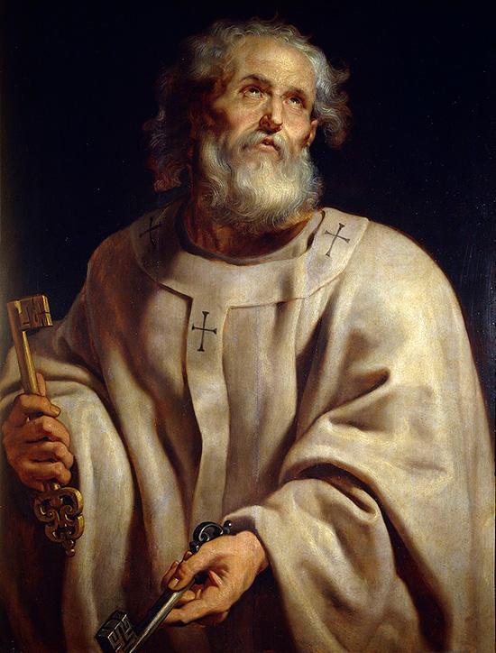 初代教皇ペトロ