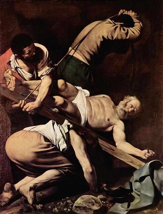 聖ペトロの逆さ磔