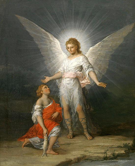 トビアスと大天使ラファエル