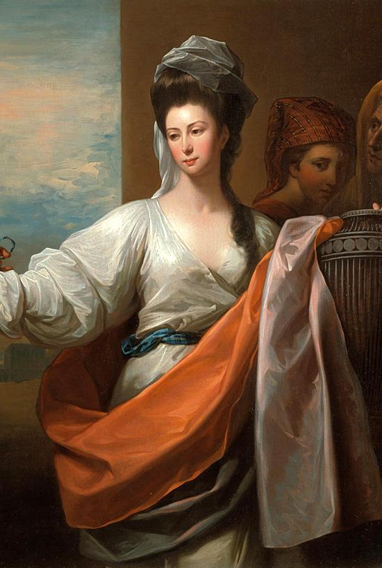 イサクの妻リベカ