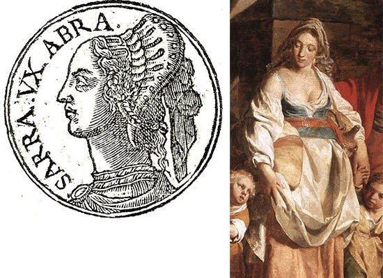 アブラハムの妻サラ