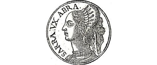 サラ、アブラハムの妻