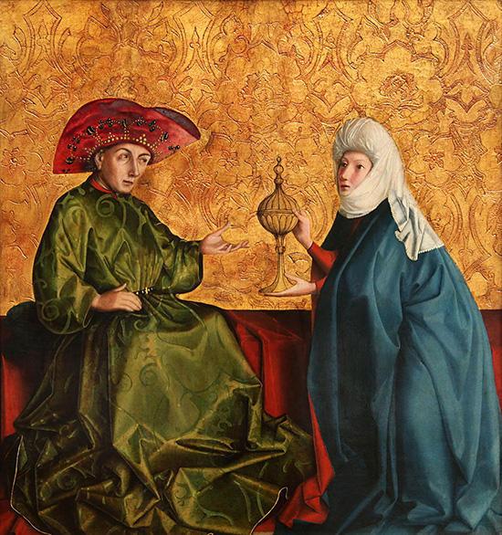 ソロモン王とシバの女王