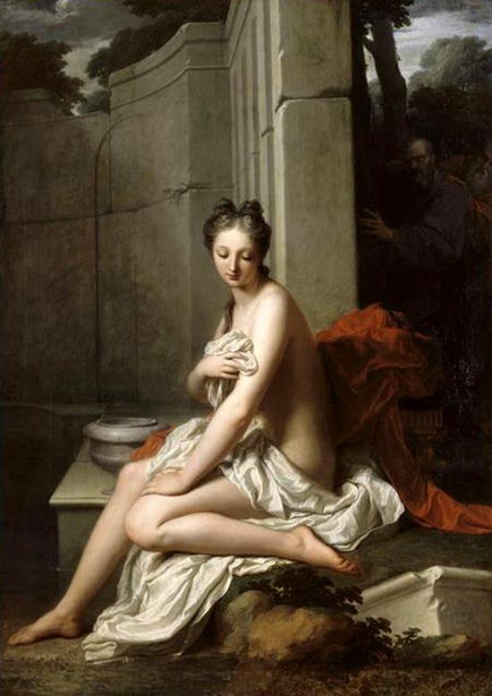 スザンナの水浴