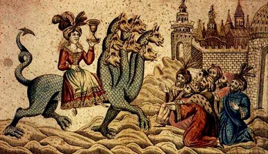 バビロンの淫婦