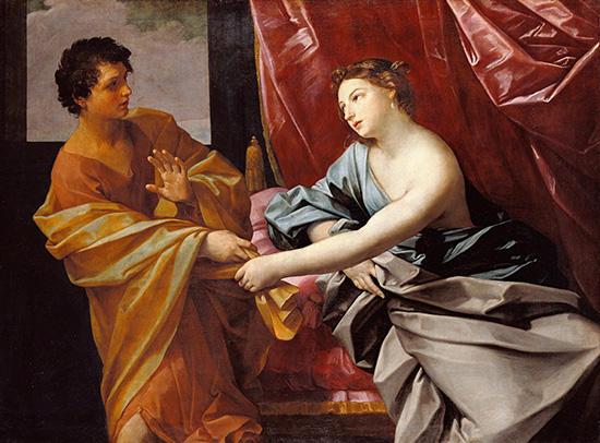 ヨセフとポテパルの妻