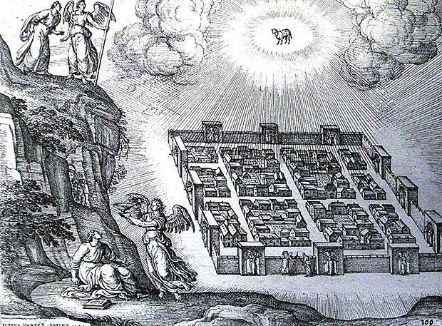 新しい天と新しい地のエレサレム